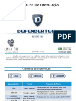 Manual DefenderTech Fox