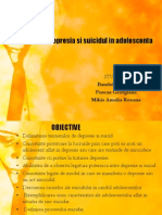 44696864 Depresia Si Suicidul in Adolescent A