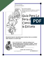 science fair booklet spanish1