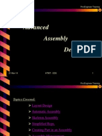 Advanced Assembly Design
