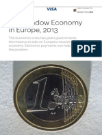 Schneider - 2013 - The Shadow Economy in Europe , 2013