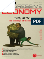 Inequality the Challenge of the Century