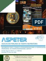 Fisiologia Respiratoria 2012
