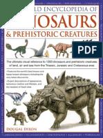 World Encyclopedia of Dinosaurs & Prehistoric Creatures