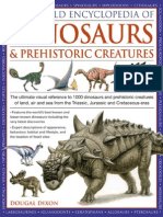 World Encyclopedia of Dinosaurs & Prehistoric Creatures
