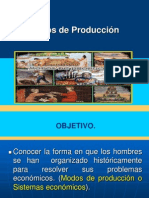 Modos de Produccion (RED)