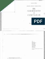 Literatura Argentina y Realidad Politica Tomo I David Vinas
