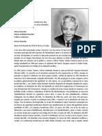 Nelson Mandela BIOGRAFIA