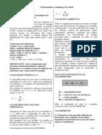 Física 08 Termologia (04 Calorimetria)