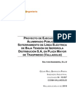 Proyecto Alumbrado Plaza Mayor Traspinedo Rev10 Completo