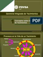 Modulo 1 gerencia integrada de yacimientos