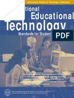 National Educational Technology - standards for students