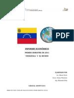 64253961 Informe Economico Primer Semestre Del 2011
