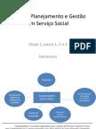 ATPS de Planejamento e Gestão em Serviço Social - Hemerson