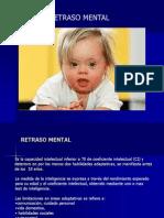 Retraso Mental Presentacion NAYELI