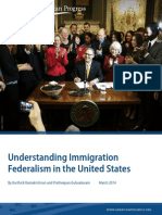 Understanding Immigration Federalism in the United States