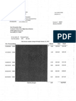 Redacted Centinela Valley legal billing document