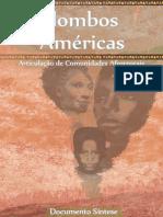 Livro Quilombo Das Americas