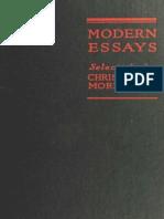 Modern Essays by Harry Morgan Ayres