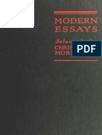 Modern Essays by Harry Morgan Ayres