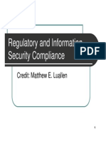 Cns394 Unit8 Regulatory