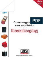 eBook Eb015 eBook Como Organizar Seu Escritorio Housekeeping 20
