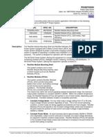 NetSure701 Rectifier Shelf Specifications