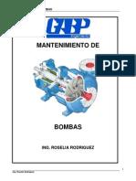 Mantenimiento Bombas