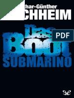Submarino ( Das Boot ) - Lothar - Gunther Buchheim