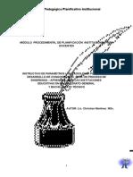 Plan de Unidad Didactica Para Texto 2014