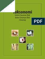 taksonomi tanaman