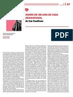 Diario de Una Ama de Casa Desquisiada