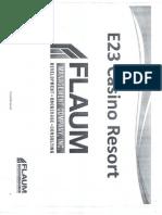 Flaum Inc_Initial Casino Proposal