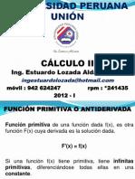 CURSO CALCULO