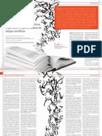 A linguagem e a alfabetização científicas