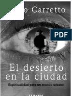 Carlo Carreto_desierto en La Ciudad