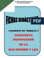 Fichas Familias Silabicas.