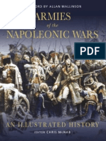 Armies of the Napoleonic Wars (an Illustrated History) (OSPREY)