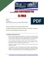 0198 Centro Documental Historico Militar - Crimenes Del FMLN