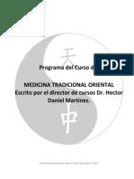 Programa de Medicina Tradicional Oriental