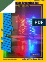 Magazine Hidrogeno - Idx SP - Ene 2014