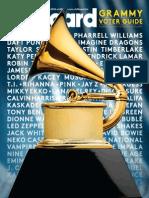 Billboard Magazine - January 4 2014