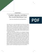 Ethos Identity. Palestinan Case