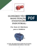 Glosario Tecnico de Mantenimiento Industrial