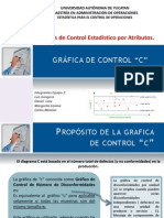 Grafica de Control C