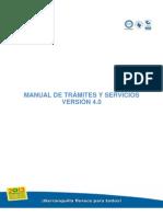 Manual Tramites V4