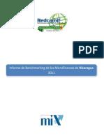 Informe de Benchmarking Nic 2011