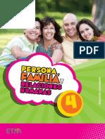 Persona Familia Relaciones Humanas 4