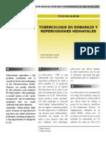 tbc embarazo