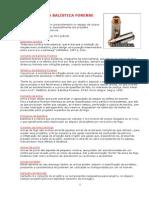 Manual de Balística Forense